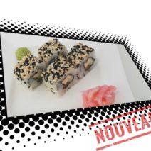 20. Futo California Tofu Sésame
